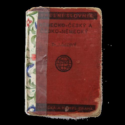 Γερμανο - τσεχικό λεξικό