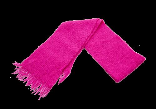 Ροζ κασκόλ
